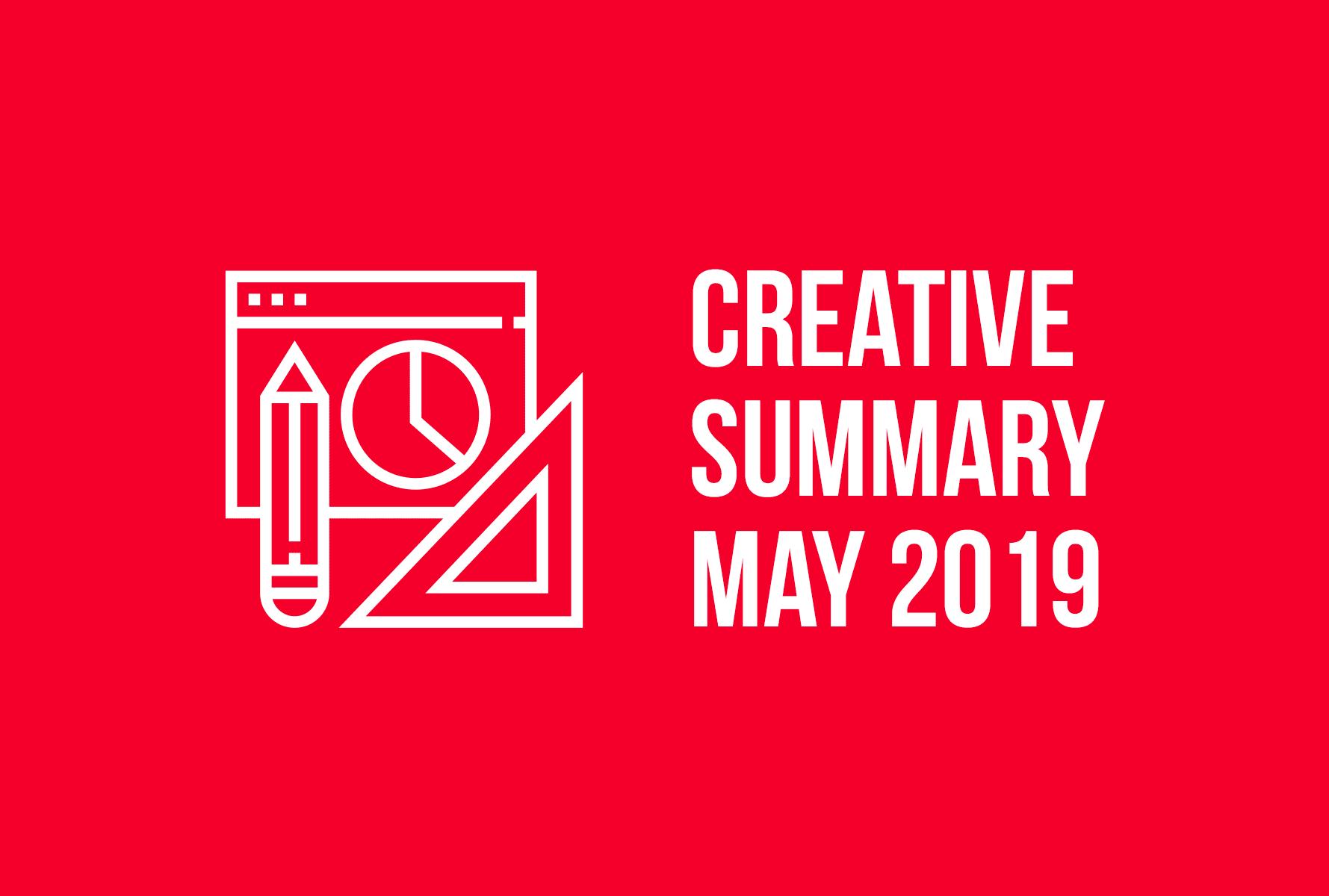Creative Summary – May