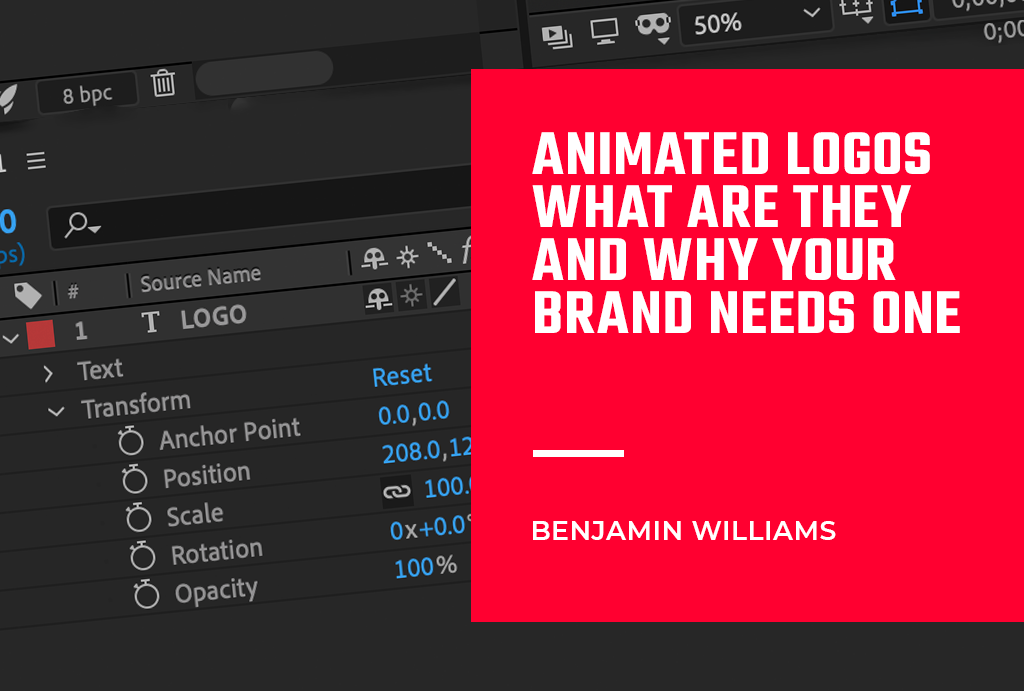 Animated Logos —What Are They and Why Your Brand Needs One