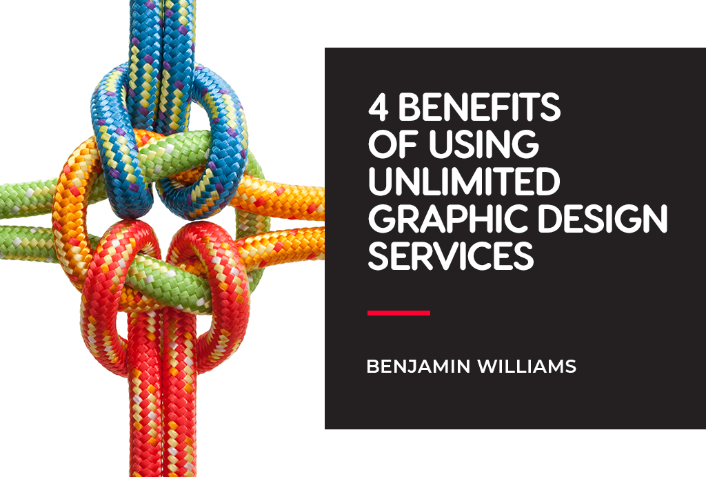 4 Benefits of Using Unlimited Graphic Design Services