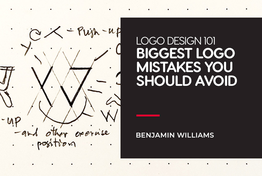 Logo Design 101 — Biggest Logo Mistakes You Should Avoid