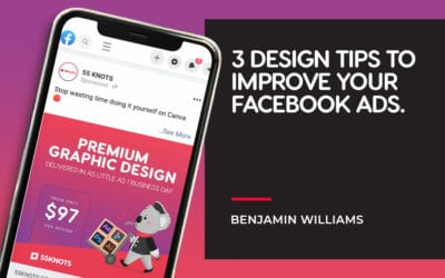 3 Design Tips to Improve Your Facebook Ads