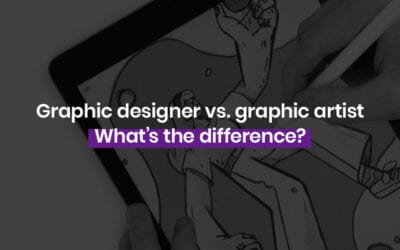 Graphic Designer vs. Graphic Artist—What's the Difference_